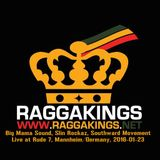 Big Mama Sound - Slin Rockaz - Southward Movement - live at Rude7, Mannheim/Germany - 2016-01-23