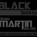MARTIN GRUEN DJSet / BLACK ROOM SPECIAL GUEST #030 - UCULTUREMIX.COM/ARGENTINA-CHANNEL