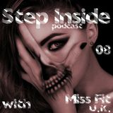 Step Inside Podcast #08 with: Miss Fit (U.K.)