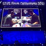 DJ STARTING FROM SCRATCH & SPINBAD - LIVE FROM CASINORAMA w RUSSELL PETERS 2013