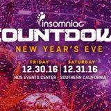 Deorro @ Insomniac Countdown NYE (San Bernandino, US) – 30.12.2016