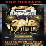 Blendmaster 2018 NYE Party Official Mixtape