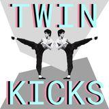 Twin kicks session #12 (2018 fresh stuff + raga rock)