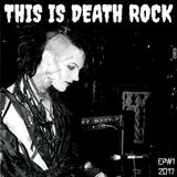 Dj RIVITHEAD - THIS IS DEATHROCK EP#1 2017