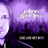 Cue Live Set 079
