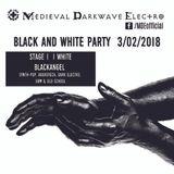 Black & White Party 3.02.18 (live set 12 - 1 am)