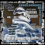 Stone Grooves & Deep Cuts on CoD Radio - April 1, 2016 [Snaketown Syndicate #1]