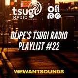 Olipe Tsugi Radio Playlist #22: some white trash & hiphop news!