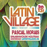 Pascal Morais for Latin Village 2013