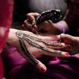 Woman time for Khrishna / Pushkar / India / recording by Jennifer Aujame