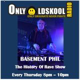Basement Phil - The History Of Rave 1992 PT24