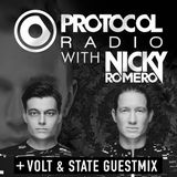 Nicky Romero - Protocol Radio 140 - Volt & State Guestmix