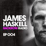 Backrow Radio Episode 4 - July 2019