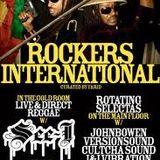 Hip Hop Mix at Eighteenth Street Lounge Rockers International- 2011 Live