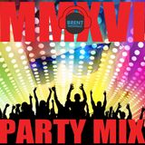 MMXVI- THE PARTY MIX