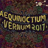 AEQUINOCTIUM VERNUM 2017 - Forest psytrance set