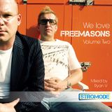 We Love Freemasons Vol.2 (Mixed by RyanV)