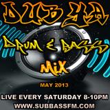 DJ Dubya - May Drum & Bass Mix