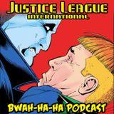 JLI Podcast #18 - Justice League International #18 (Oct 1988)