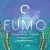 Six15 and San Carlo Fumo present FumoSound// Aug 2018 mix featuring El Sax