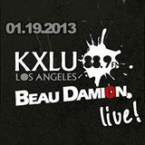 KXLU 88.9 FM Los Angeles - 01/19/2013
