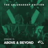 The Anjunadeep Edition 75 With Above & Beyond