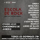 Escola de Rock - Episodio #02.04 - Cancioneiro de Janeiro 2017