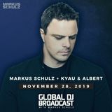 Global DJ Broadcast - Nov 28 2019