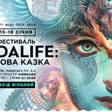 Alex Djinn - Winter VedaLife festival in Samskara art exhibition by Android Jones // 18.01.2019
