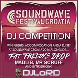 'Soundwave Croatia 2014 DJ Competition Entry'