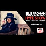 The #MorningHype with @DJEllieProhan 21.11.2016 10am-1pm