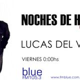 Lucas del Valle - Noches de House 14.12.12 (Live Warm up Carlos Ruiz)
