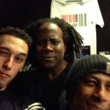 Femi_Fem_March_30_2014 guests Carl Mcintosh (Loose Ends Experience) & Tate Barber