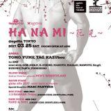 DJ TOMO LIVE at Shangri-La 57 HA NA MI ~花見~ ARENA