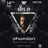 Rave Up Radio 007 - Phaedon In The Mix