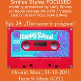Smiles Styles Focused_radio show-epi.29