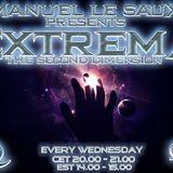 Manuel Le Saux pres. Extrema 322 on AH.FM (10-07-2013)