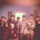 prestation live de l'A.M.N.F @ Hip-Hop Urbain 14 nov. 2014