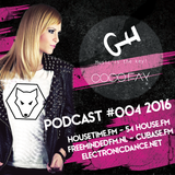 COCO FAY -  Music is the Key - Podcast #004 - March 2016