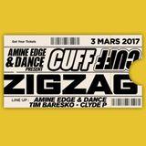 2017.03.03 - Amine Edge & DANCE @ CUFF - Zig Zag, Paris, FR