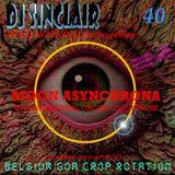 DJ SINCLAIR H40 MOON ASYNCHRONA dark subliminal psy