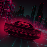 FULL THROTTLE // Synthwave And Retro Electro Speed Mix