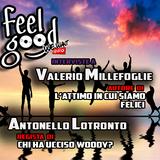 Puntata del 30/10 - Telefonica con lo scrittore Valerio Millefoglie e il regista Antonello Lotronto