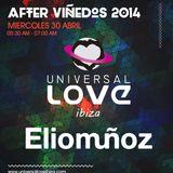 Elio Muñoz @ After Viñarock 2014