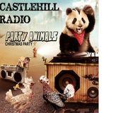 CastleHill Radio.  Party Animals Christmas Party  Dj Mickey Dulant.