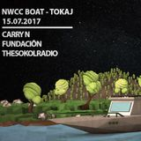 Fundacion - Live @ NWCC Boat III 15-07-2017 nightset