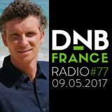 DnB France radio 077 - 09/05/2017 - Hosted by Cassei & Eimbee + special guest : Kuantum