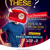 Qu'est-ce que t'as dans la Thèse ? 05.06.2018
