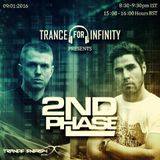 Trance for Infinity Sessions (Guestmix - 2nd Phase)