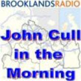 John Cull in the Morning 20 May